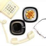 【Coffee break】よく電話が鳴る日